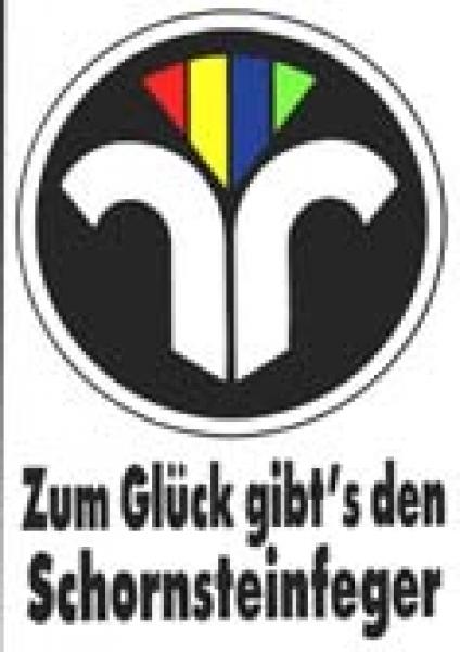 Schornsteinfegerbekleidung ziv embleme mit schrift 5 for Klebefolie farbig